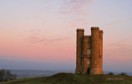 Broadway Tower - photo by Betty Stocker