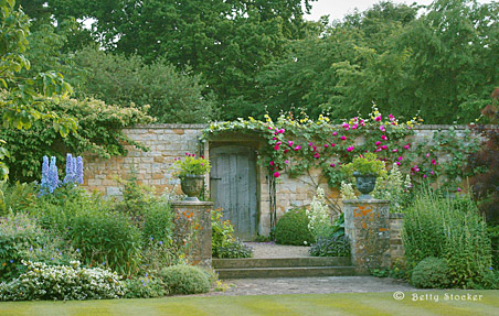 Campden House Garden - foto por Betty Stocker