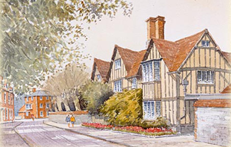 Shakespeare's Stratford-upon-Avon