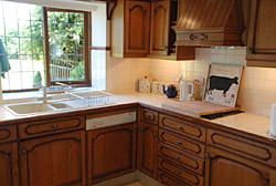 Welford Cottage Kitchen